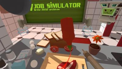Job Simulator Wallpaper 67908