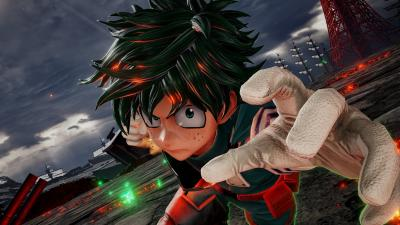 Jump Force Game HD Wide Wallpaper 67104