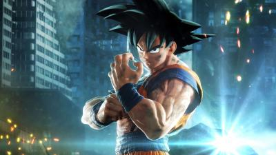 Jump Force Goku HD Wallpaper 67114