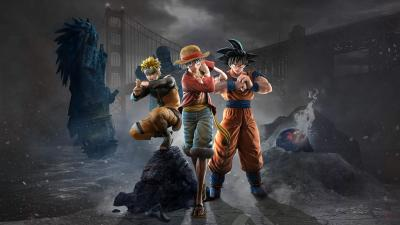 Jump Force Video Game Wallpaper 67106