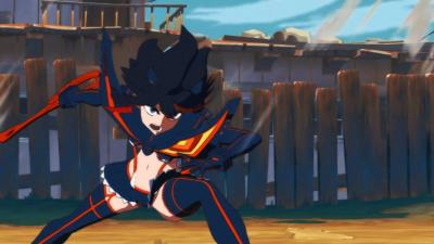 Kill la Kill IF Game Wallpaper 68142
