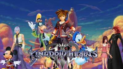 Kingdom Hearts 3 Video Game Wallpaper 67182