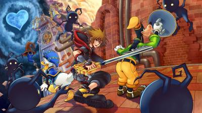 Kingdom Hearts 3 Wallpaper 67189