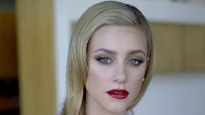 Lili Reinhart Face Makeup Wallpaper 66931