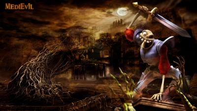 Medievil Game Computer Wallpaper 69280