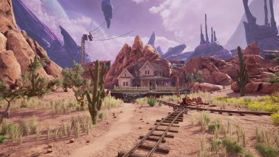 Obduction Game House Wallpaper 68021