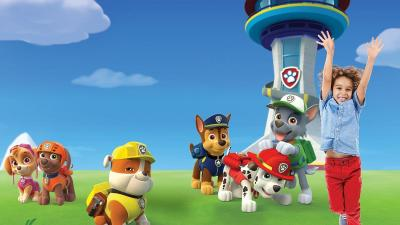 Paw Patrol Cartoon Wallpaper 68483