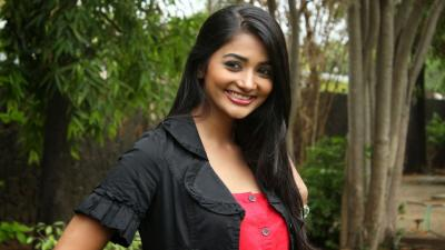 Pooja Hegde Smile Wallpaper 66613