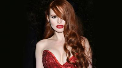 Sexy Madelaine Petsch Dress Wallpaper 66948