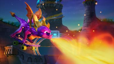 Spyro Reignited Trilogy HD Wallpaper 68721