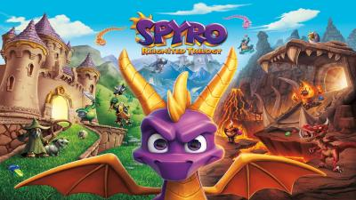 Spyro Reignited Trilogy Video Game Wallpaper 68727