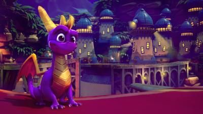 Spyro Reignited Trilogy Wallpaper Background 68733