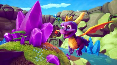 Spyro Reignited Trilogy Widescreen Wallpaper 68720