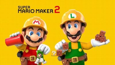 Super Mario Maker 2 Background Wallpaper 68160