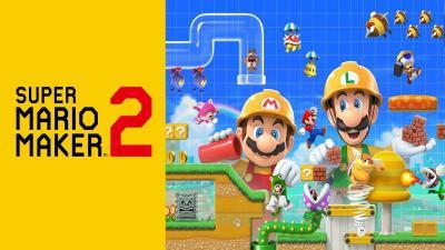 Super Mario Maker 2 Computer Wallpaper 68162