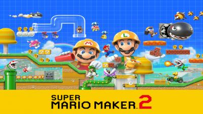 Super Mario Maker 2 Wallpaper 68163