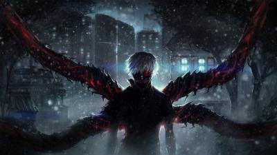 Tokyo Ghoul Background Wallpaper 69416