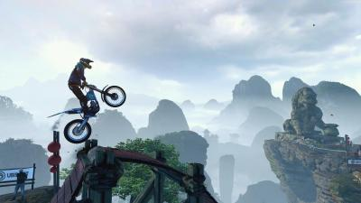 Trials Rising Game Background Wallpaper 67161