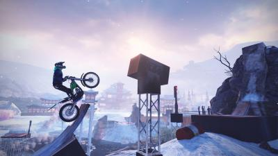 Trials Rising Game Desktop Wallpaper 67162