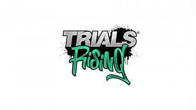 Trials Rising Logo Background Wallpaper 67170