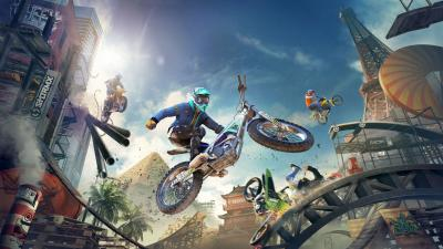 Trials Rising Video Game Background Wallpaper 67167