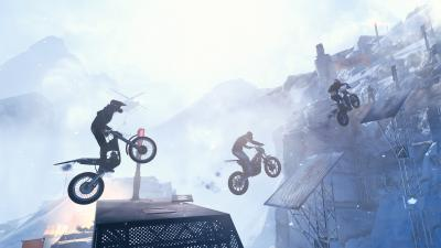 Trials Rising Wide Wallpaper 67168