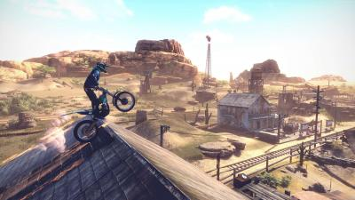 Trials Rising Widescreen Wallpaper 67158