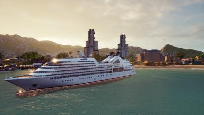 Tropico 6 Ship Wallpaper 69422