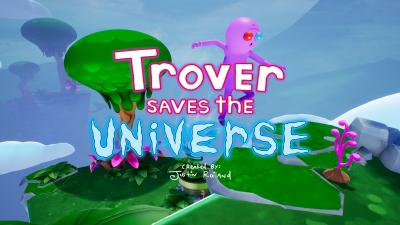 Trover Saves the Universe Desktop Wallpaper 68042