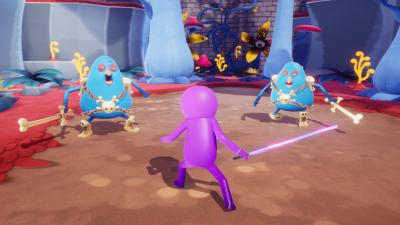 Trover Saves the Universe Video Game Wallpaper 68041