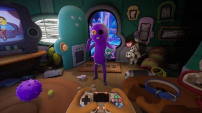 Trover Saves the Universe VR HD Wallpaper 68045