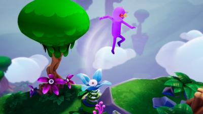 Trover Saves the Universe VR Wallpaper 68036