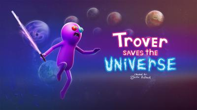 Video Game Trover Saves the Universe Wallpaper 68044