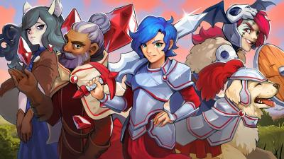 Wargroove Characters Wallpaper 67082