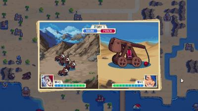 Wargroove Desktop Wallpaper 67084