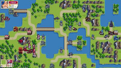 Wargroove Map Wallpaper 67098