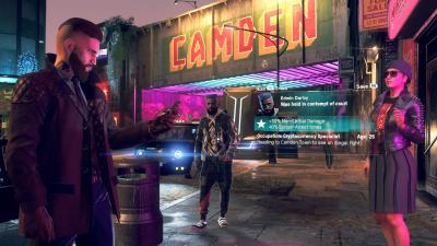 Watch Dogs Legion Background Wallpaper 69286