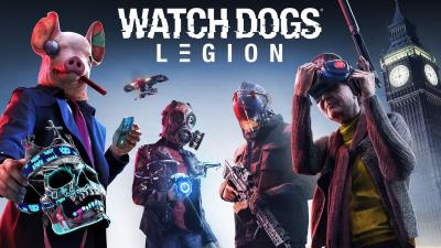 Watch Dogs Legion Wallpaper 69284