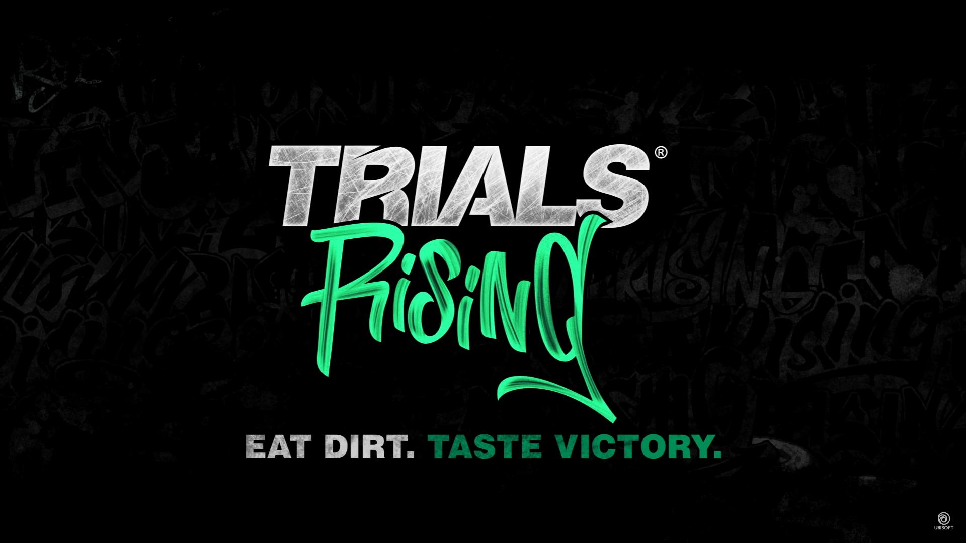 trials rising logo wallpaper 67175