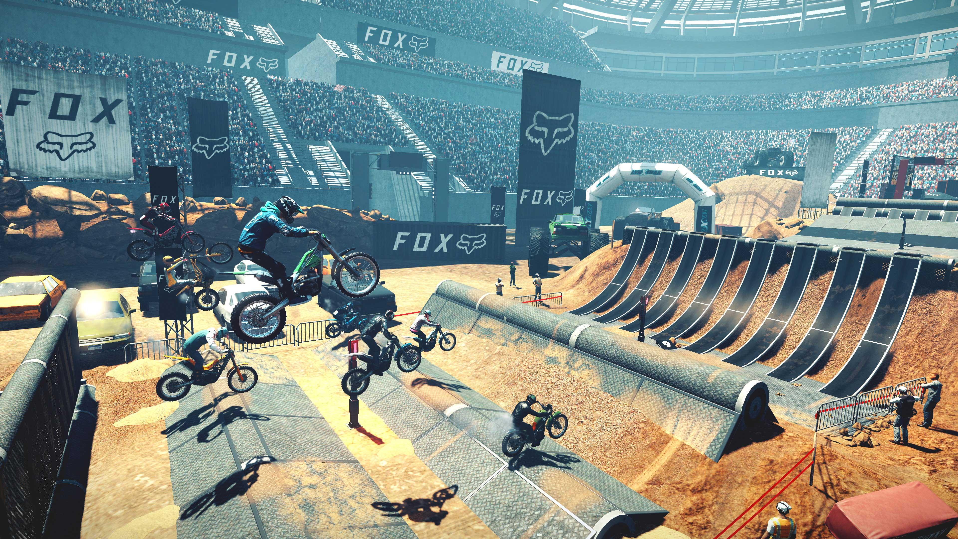 trials rising video game hd wallpaper 67164