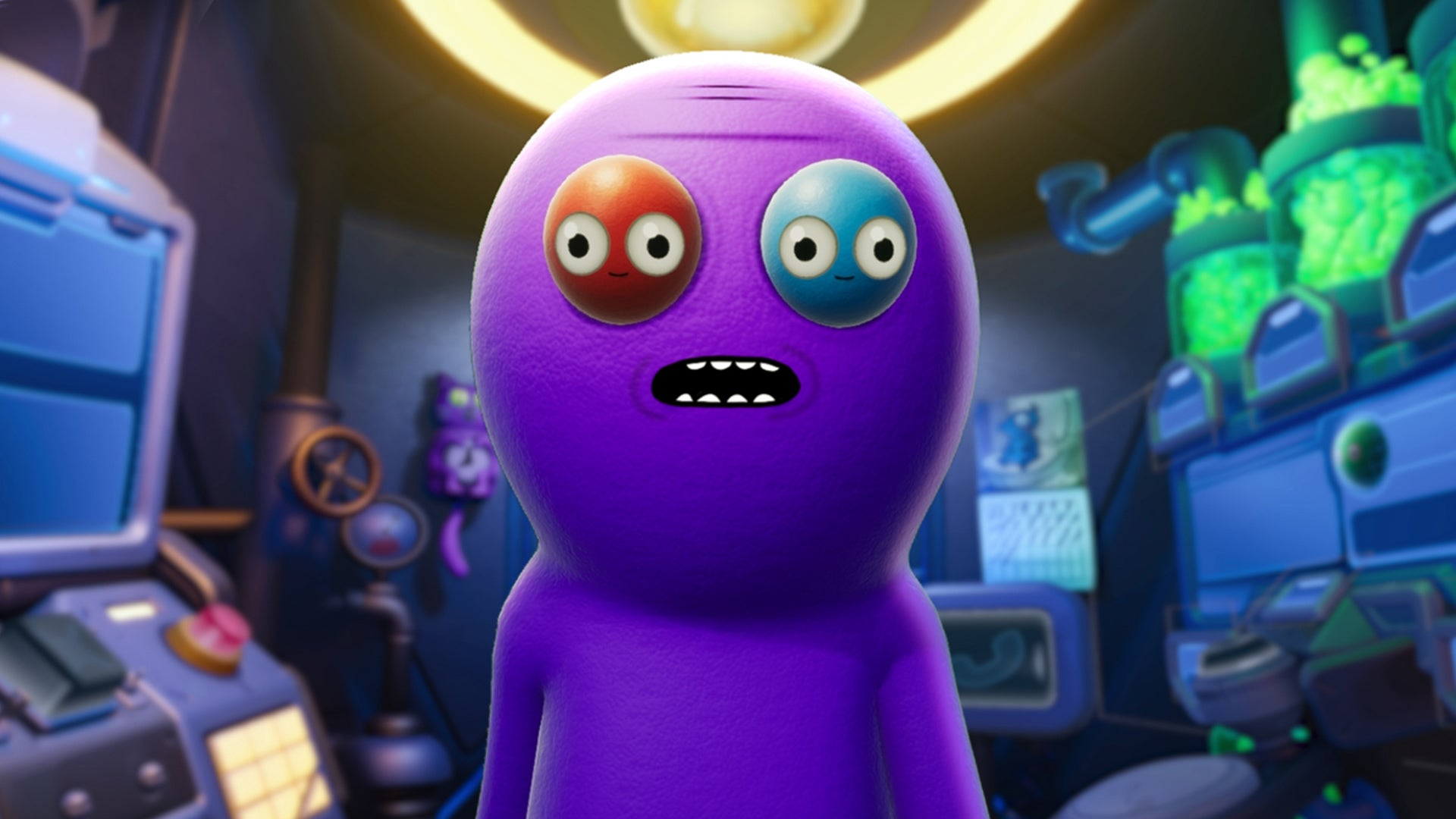 trover saves the universe hd wallpaper 68035