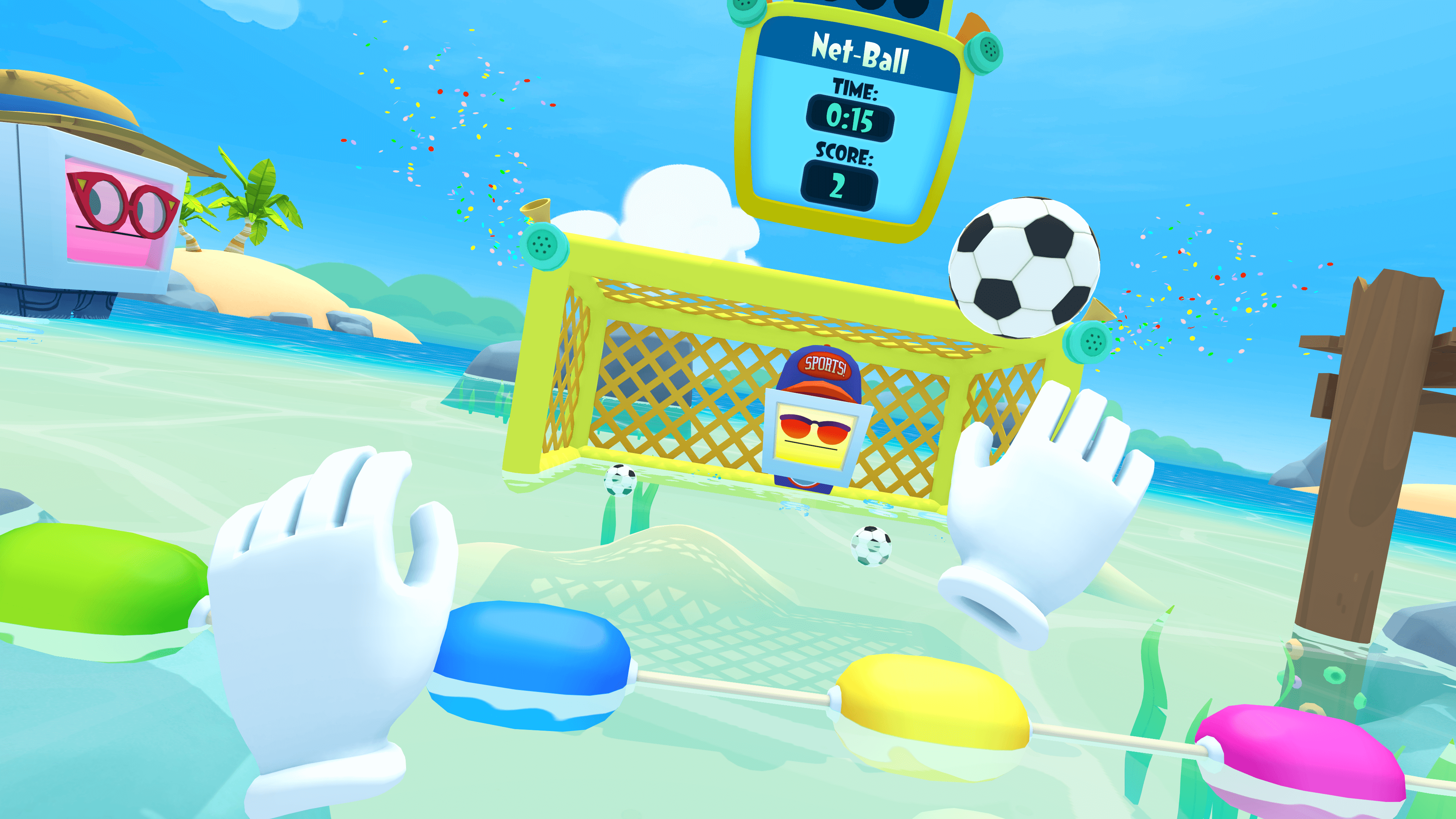 vacation simulator background wallpaper 67995