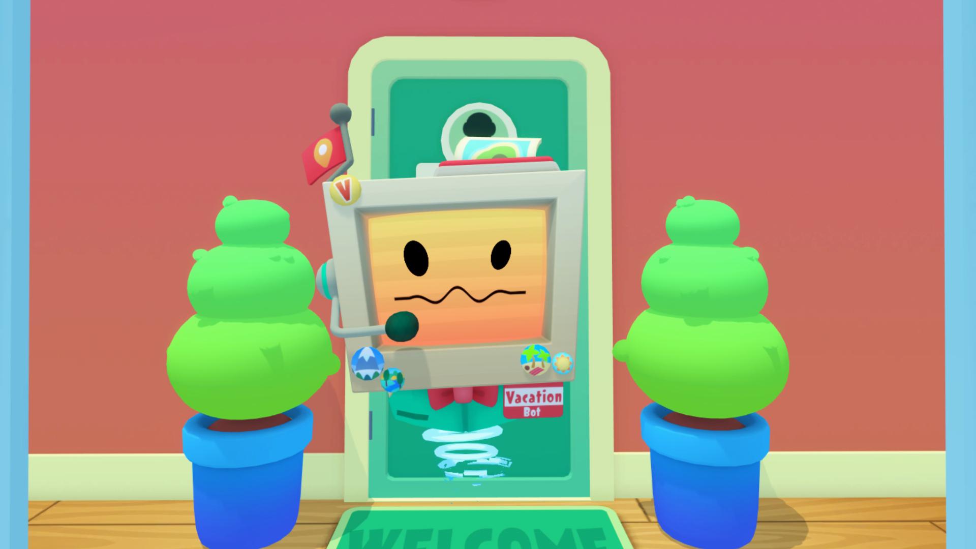 vacation simulator game wallpaper 67984