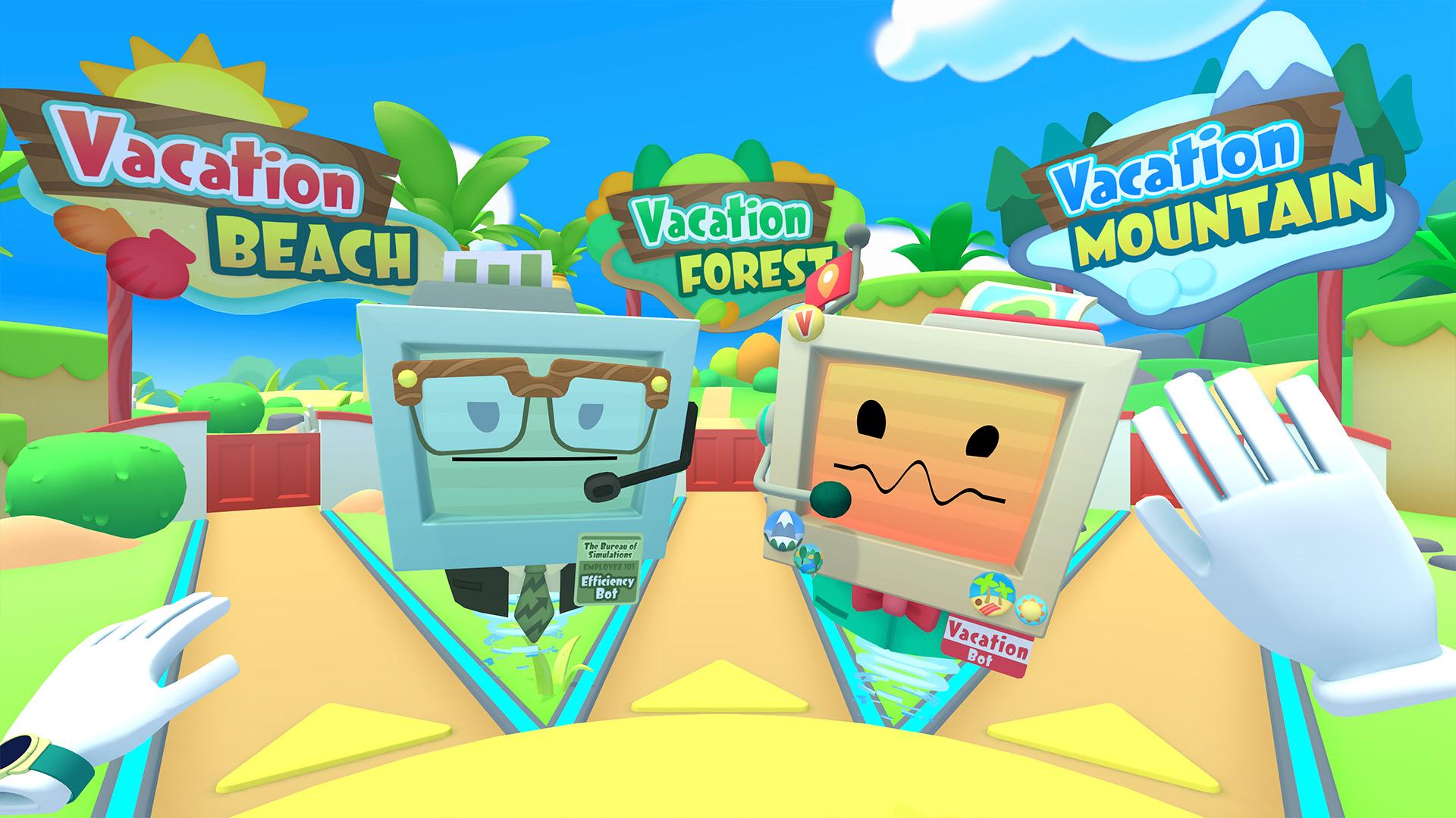 vacation simulator resort wallpaper 67999