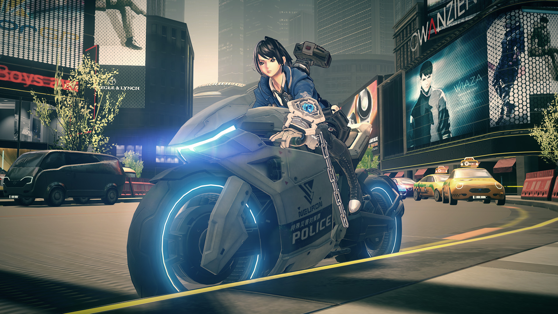 video game astral chain wallpaper 67551