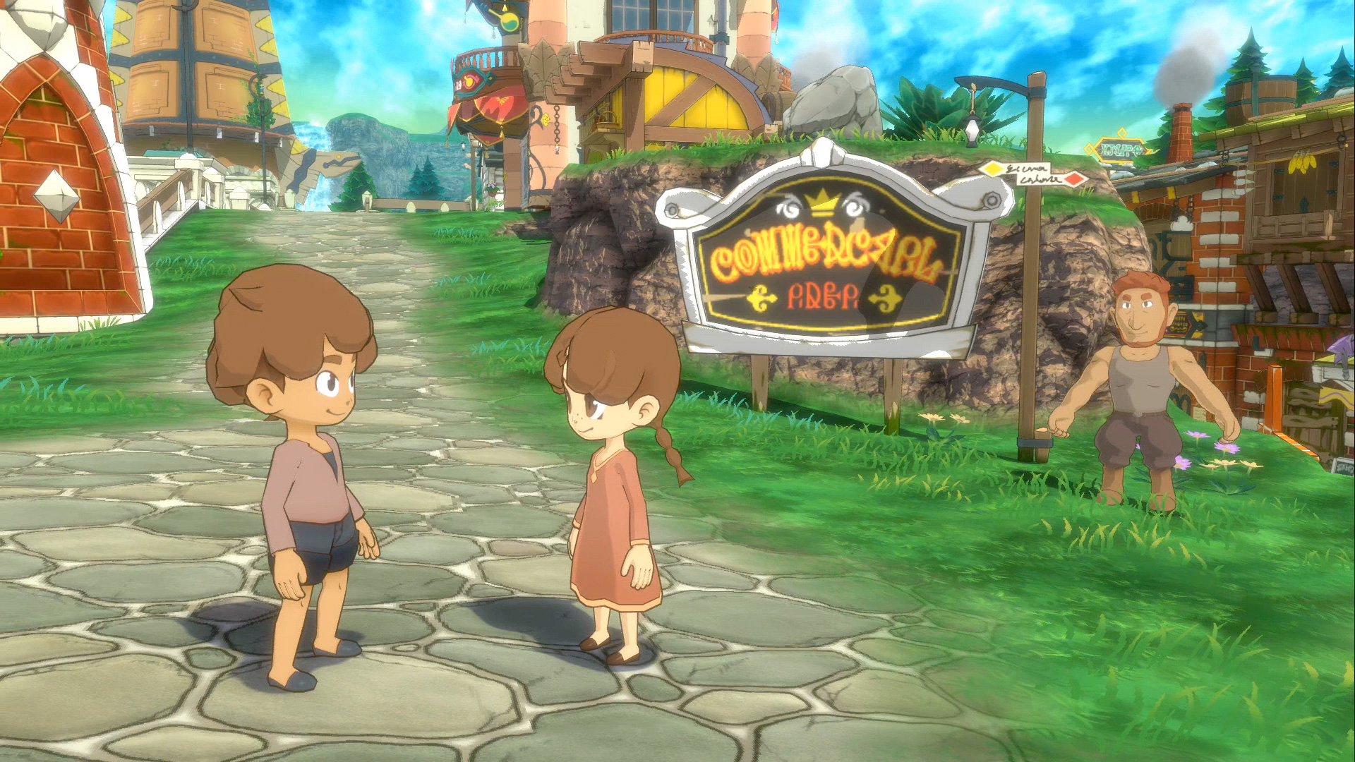 video game little town hero wallpaper 69240