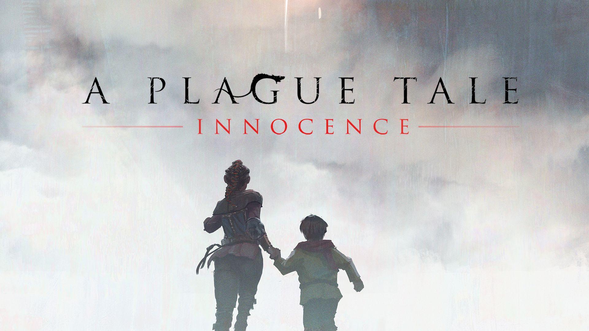 a plague tale innocence logo wallpaper 67478