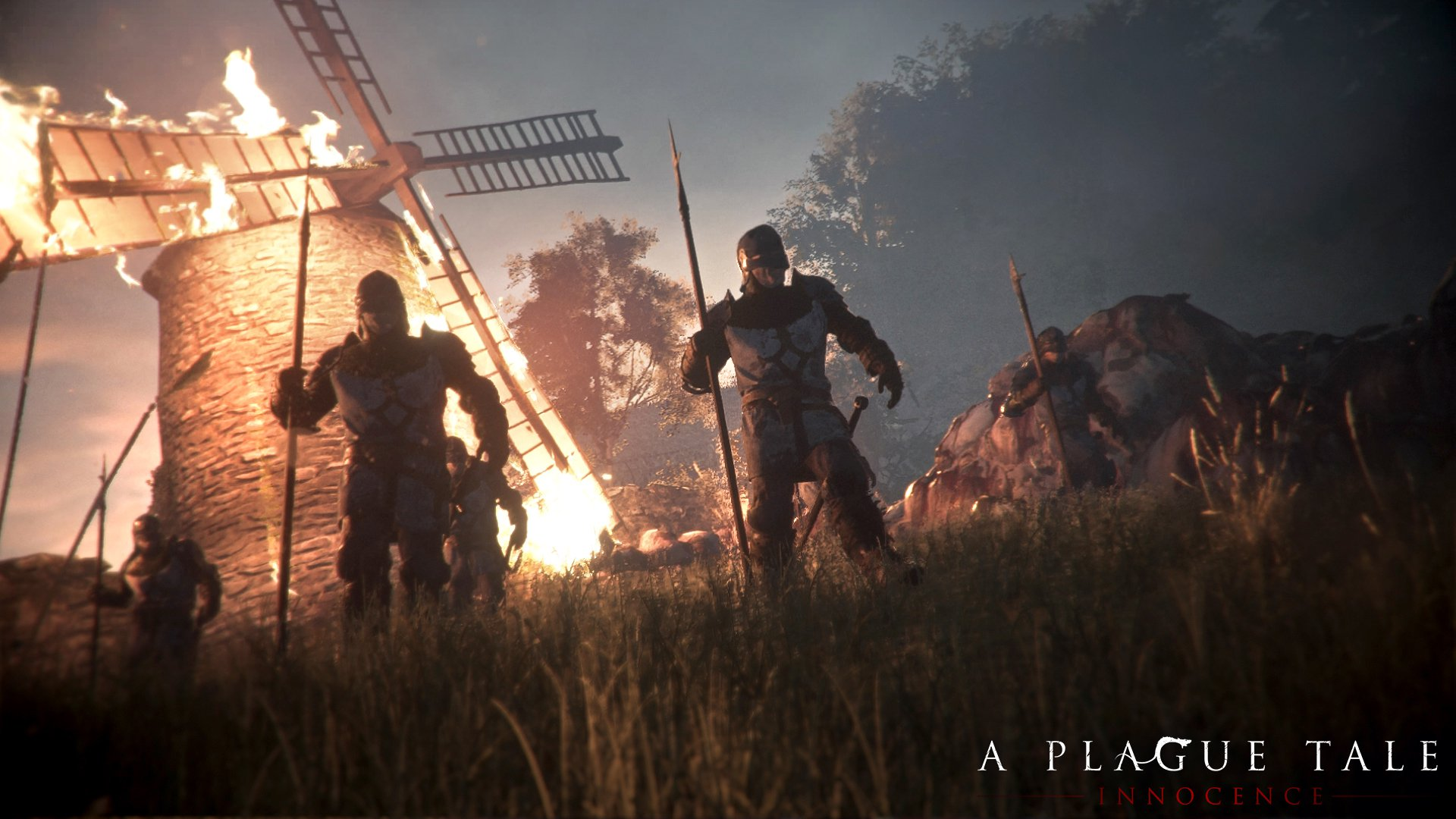 a plague tale innocence video game hd wallpaper 67486
