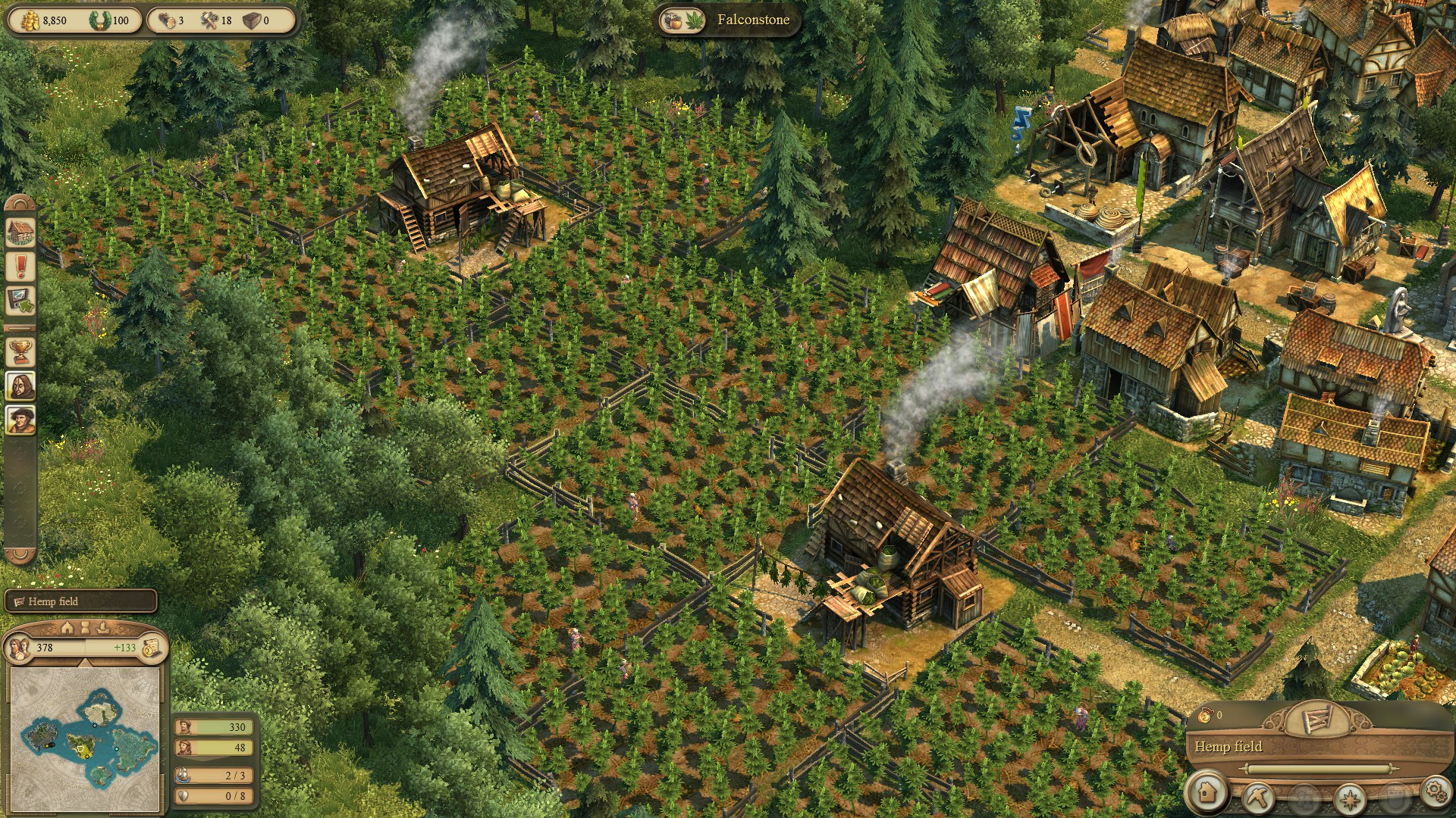 anno 1800 game wallpaper 67411