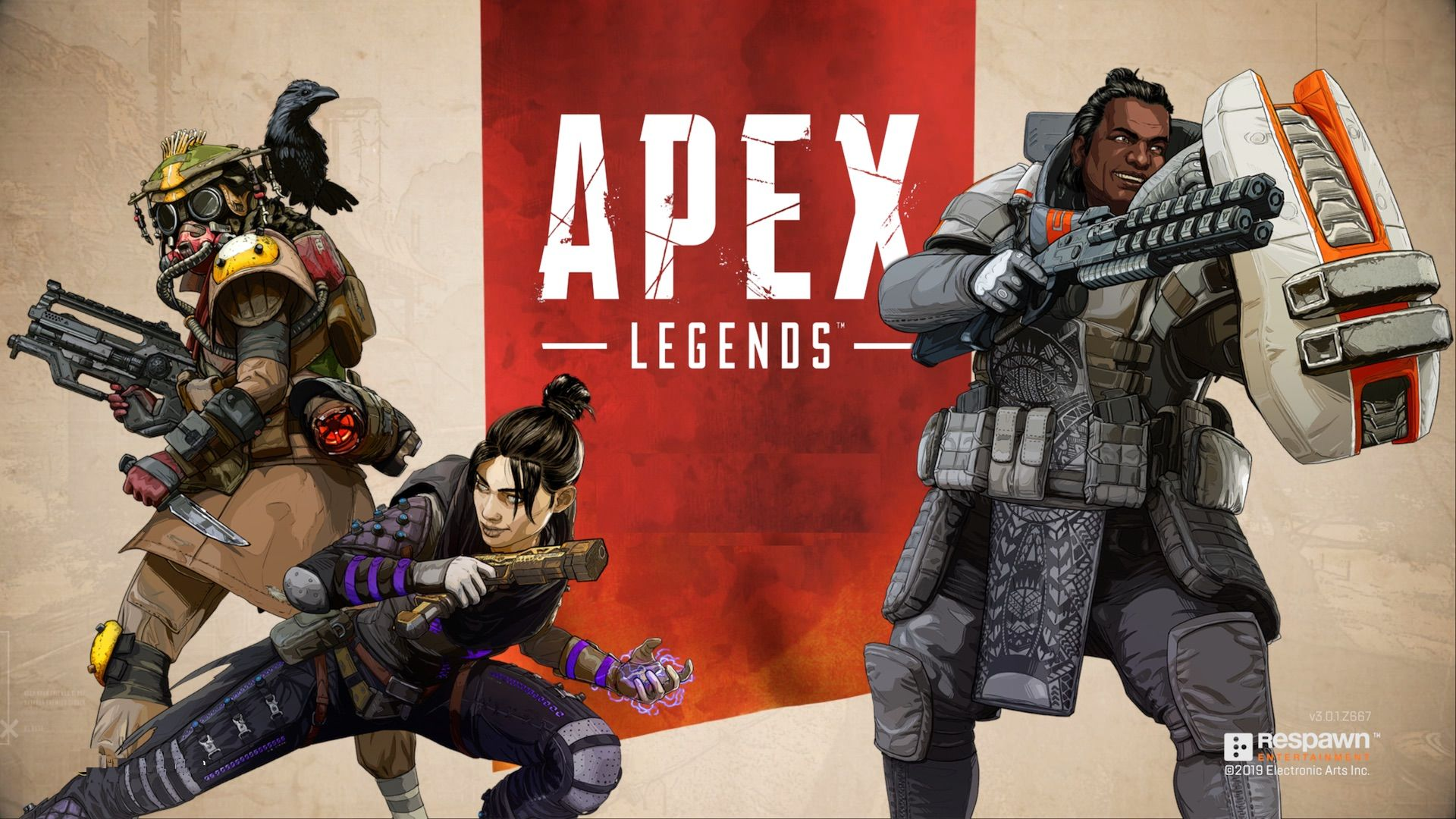Apex Legends Game Hd Wallpaper 67150 1920x1080px